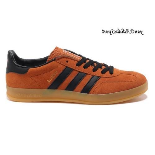 adidas gazelle homme orange